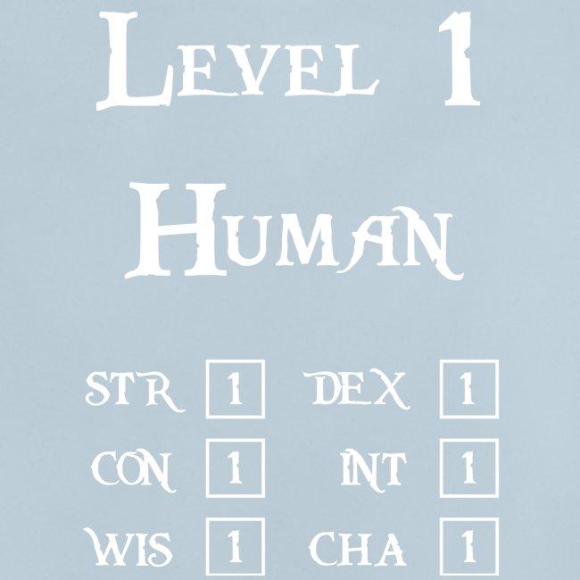 Level 1 Human - Wit