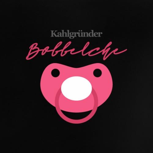 Kahlgruender Bobbelche - Pink Mädchen - Baby T-Shirt