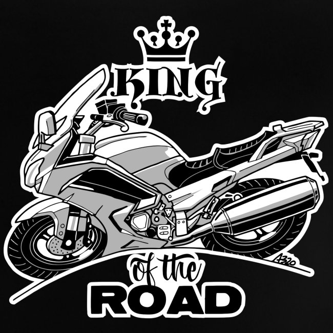 0884 FJR KING of the ROAD