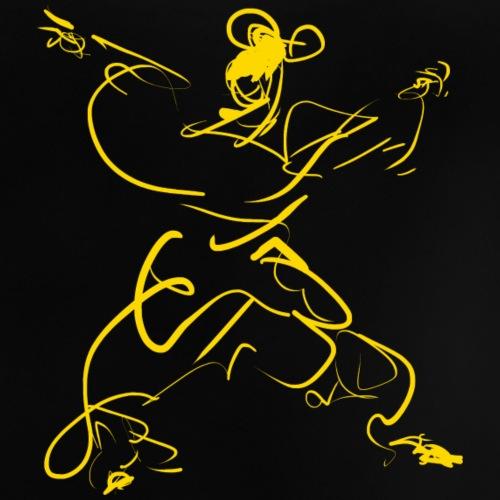 Kungfu figure - Baby T-Shirt