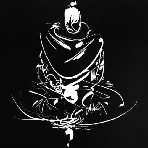 Iaido Samurai Zen Meditation - Baby T-Shirt