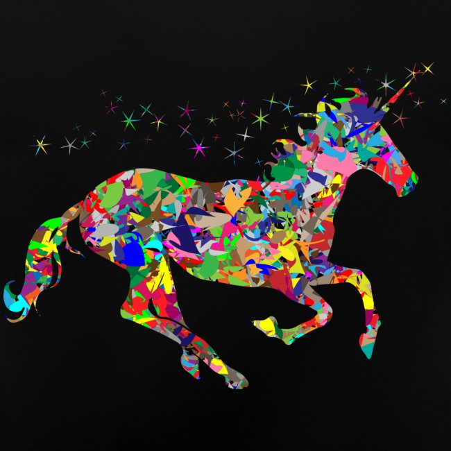 unicorn colorful
