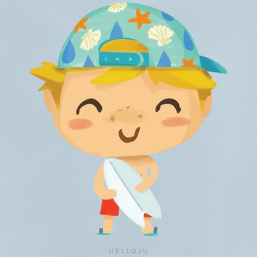 Wassermann - Geschenk-Motiv zur Geburt eines Junge - Baby T-Shirt