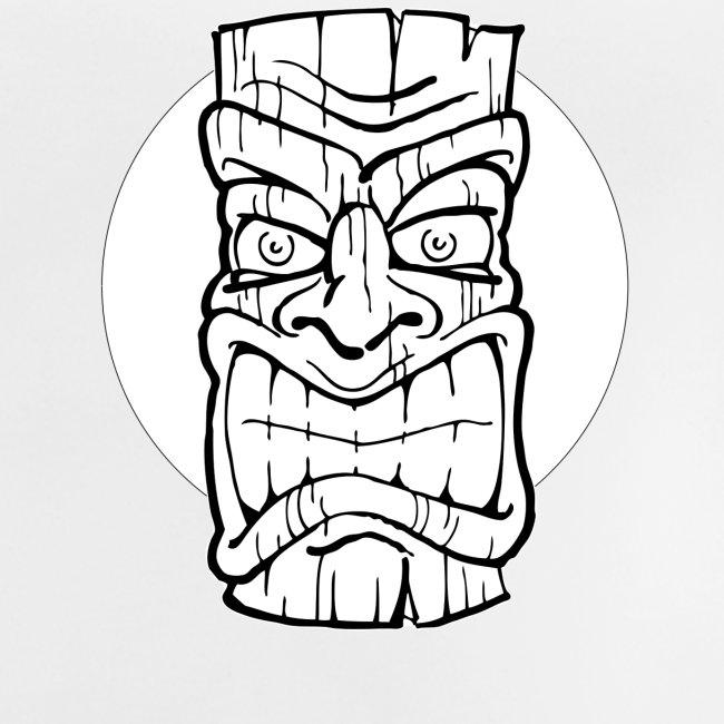 Tiki Maske Tiki Mask