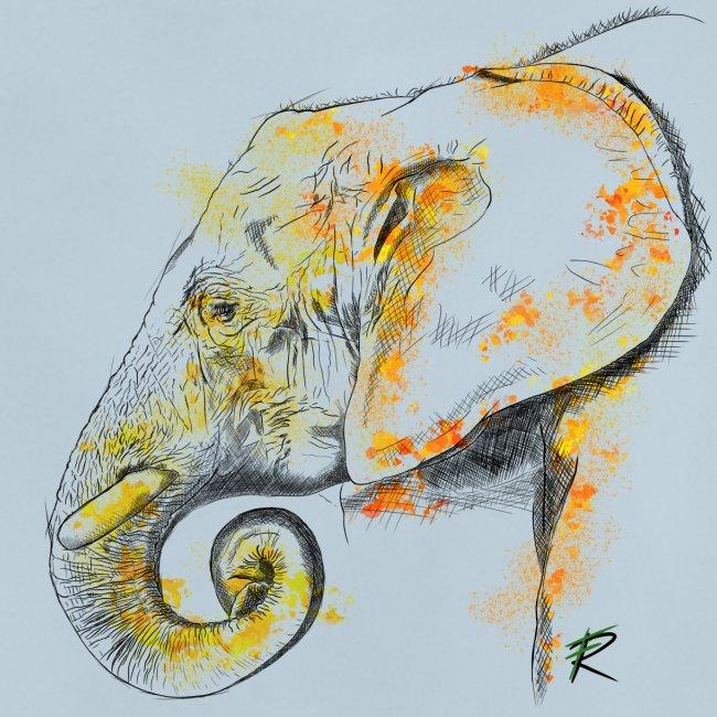 Elephant 2 color