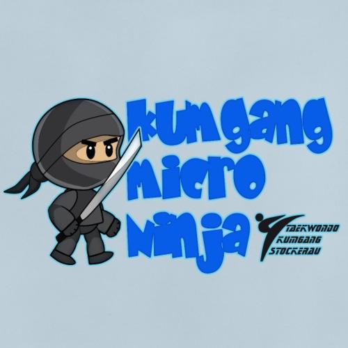 Micro Ninja blue - Baby T-Shirt