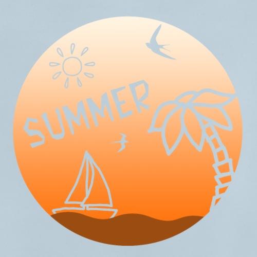 Summer - Vauvan t-paita
