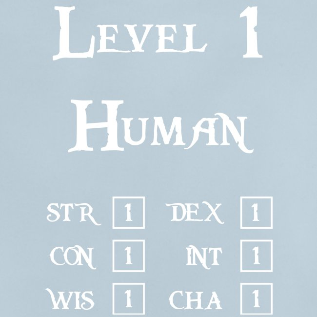 Level 1 Human - Wit