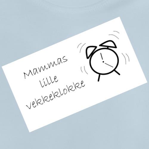 Mammas lille vekkeklokke - Baby-T-skjorte