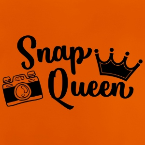 Snap Queen Funny Photography - Baby T-Shirt