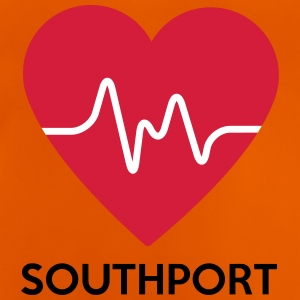Heart Southport - Baby T-shirt