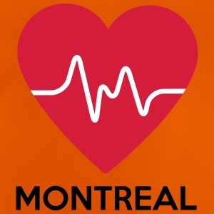 Heart Montreal - Baby T-shirt