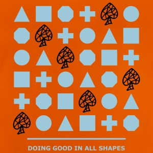 Shapes - Doing Good - Baby T-Shirt
