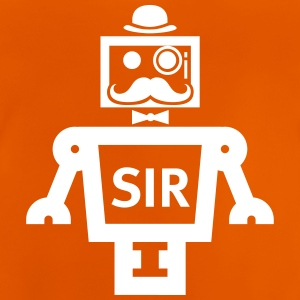 SIR intelligente robotique de l'article - T-shirt Bébé
