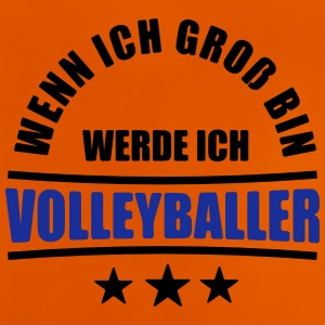 Volleyballer Shirt - Beachvolleyball - Team Shirt - Baby T-Shirt