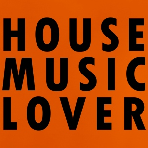 House Music Lover - Baby-T-skjorte
