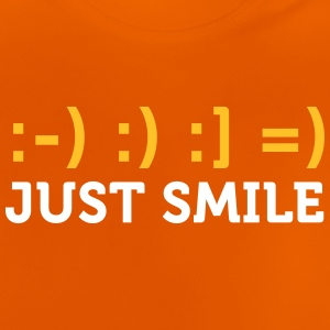 Just Smile! - Baby T-Shirt