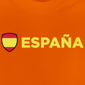 National Flag of Spain - Baby-T-shirt