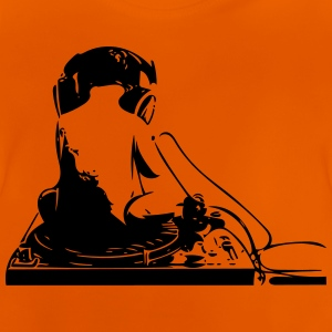 Next Generation DJ - T-shirt Bébé