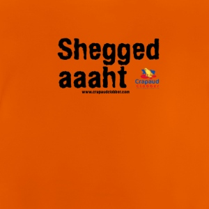 Shegged Aaht - Black - Baby T-Shirt