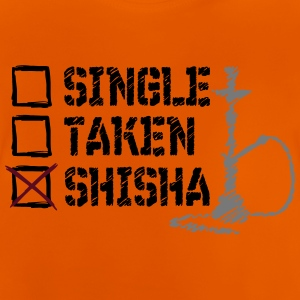 SINGLE TAKEN SHISHA - Baby T-Shirt