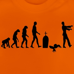 Zombie evolution - Baby T-Shirt