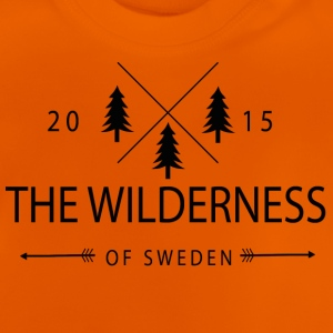 The Wilderness Of Sweden - T-shirt Bébé