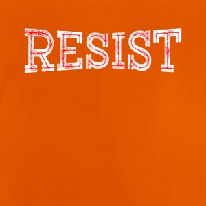 RESIST - T-shirt Bébé