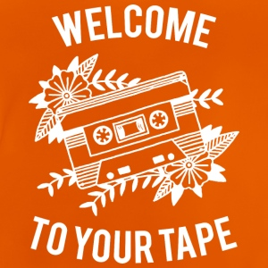Welcome to your tape - Baby T-Shirt