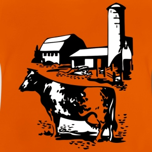 cow176 - Baby T-shirt