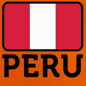 National Flag Of Peru - Baby T-shirt