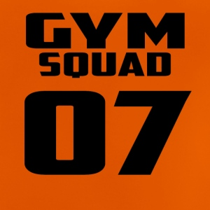 gym squad 07 black - Baby T-Shirt