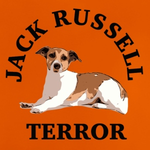 Jack Russell terror3 - Baby-T-shirt