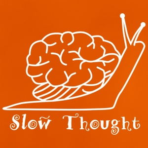 SlowThought (weiß) - Baby T-Shirt