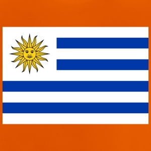 National Flag Of Uruguay - Baby T-Shirt