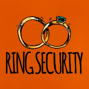 Hochzeit / Heirat: Ring Security - Baby T-Shirt