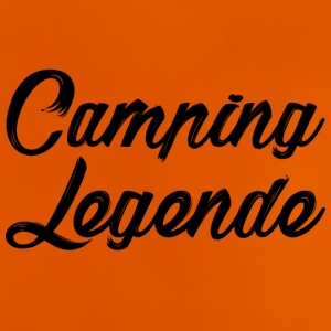 Camping legend - Baby T-Shirt
