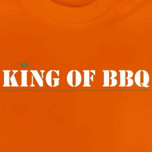 king of bbq - Baby T-Shirt