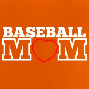 Baseball mom - Baby T-Shirt