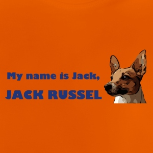 My name is jack blue - Baby T-Shirt