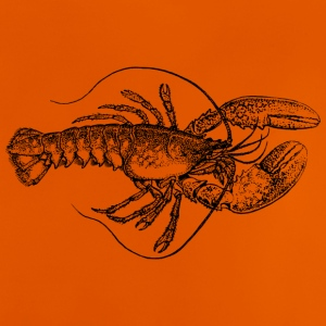 lobster19 - Baby-T-skjorte