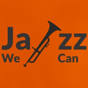 JAZZ WE CAN - Baby T-Shirt