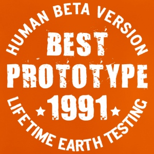 1991 - The birth year of legendary prototypes - Baby T-Shirt