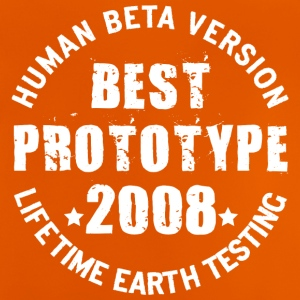 2008 - The birth year of legendary prototypes - Baby T-Shirt