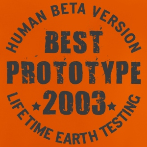 2003 - The birth year of legendary prototypes - Baby T-Shirt