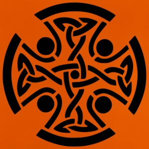 Celtic Cross - Baby-T-skjorte
