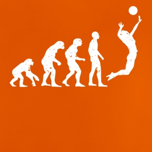 VOLLEYBAL EVOLUTIE! - Baby T-shirt