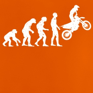 MOTORCYCLE EVOLUTIE! - Baby T-shirt