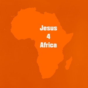 jesus for Afrika - Baby T-shirt
