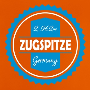 Zugspitze Coaster Blue-White | Bavaria - Baby T-Shirt